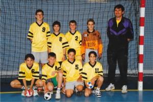 -14 garçons - 1995