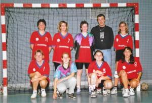 Seniors filles 1996
